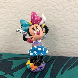 Disney by Romero Britto Minnie Mouse Mini Figurine